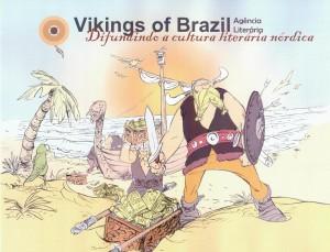 Vikings of Brazil - Flyer front